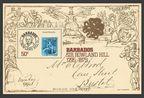 Barbados  491-493 gutter, 494