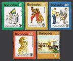 Barbados 550-554