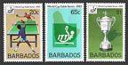 Barbados 614-616