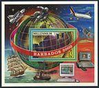 Barbados 977 sheet
