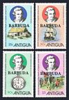 Barbuda 404-407, 408