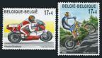 Belgium B1149-B1150, B1151 sheet