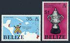 Belize 381-382