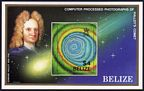 Belize 814 sheet