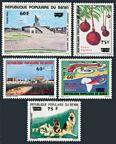 Benin 539-543