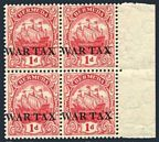 Bermuda MR1 block x4