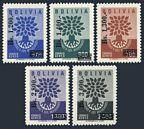 Bolivia C232-C236