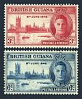 Br Guiana 242-243 mlh