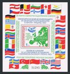 Bulgaria 2928 note sheet