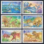 Bulgaria 3817-3822