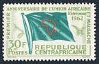 Central Africa 21 mlh