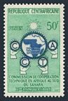 Central Africa 3 mlh