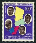 Central Africa C19