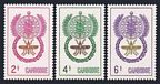 Cambodia 106-108, B11-B12