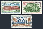 Cameroun 398-400