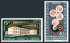Cameroun 401-402