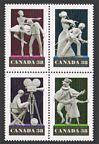Canada 1252-1255a block