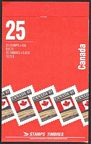 Canada 1359b booklet