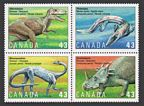Canada 1495-1498a block