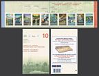 Canada 1725-1734a booklet