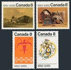 Canada 562-565