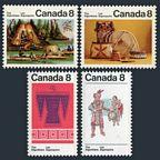 Canada 566-569