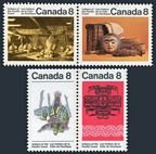 Canada 570-583a pairs