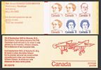 Canada 586a booklet