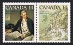 Canada 763-764a pair