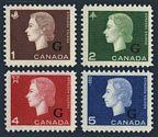 Canada O46-O49
