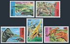 Congo PR 1043-1047, 1048