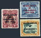 Cook Islands 98-100 mlh