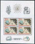Czechoslovakia 2567a sheet