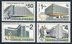 Czechoslovakia 2710-2713