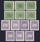 Czechoslovakia J82a/J94a perf 11 1/2 (10)