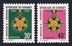 Dahomey 275-276