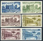 Dahomey C14-C15 color proofs x 3 sets