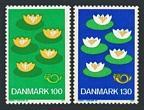 Denmark 597-598