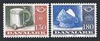Denmark 670-671