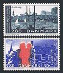 Denmark 819-820