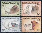 Falkland Islands 461-464