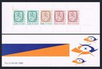 Finland 555b booklet