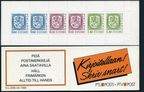 Finland 713a booklet