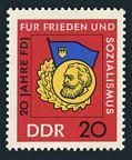 Germany-GDR 820