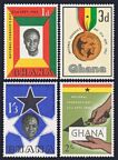 Ghana 124-127