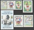 Guyana 1394-1398