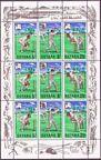 Guyana 36-38a sheet