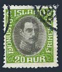Iceland O45, used