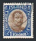 Iceland O46, used