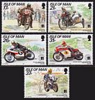 Isle of Man 472-476, 476a sheet